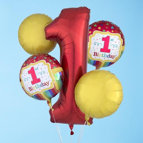 Sady balónků