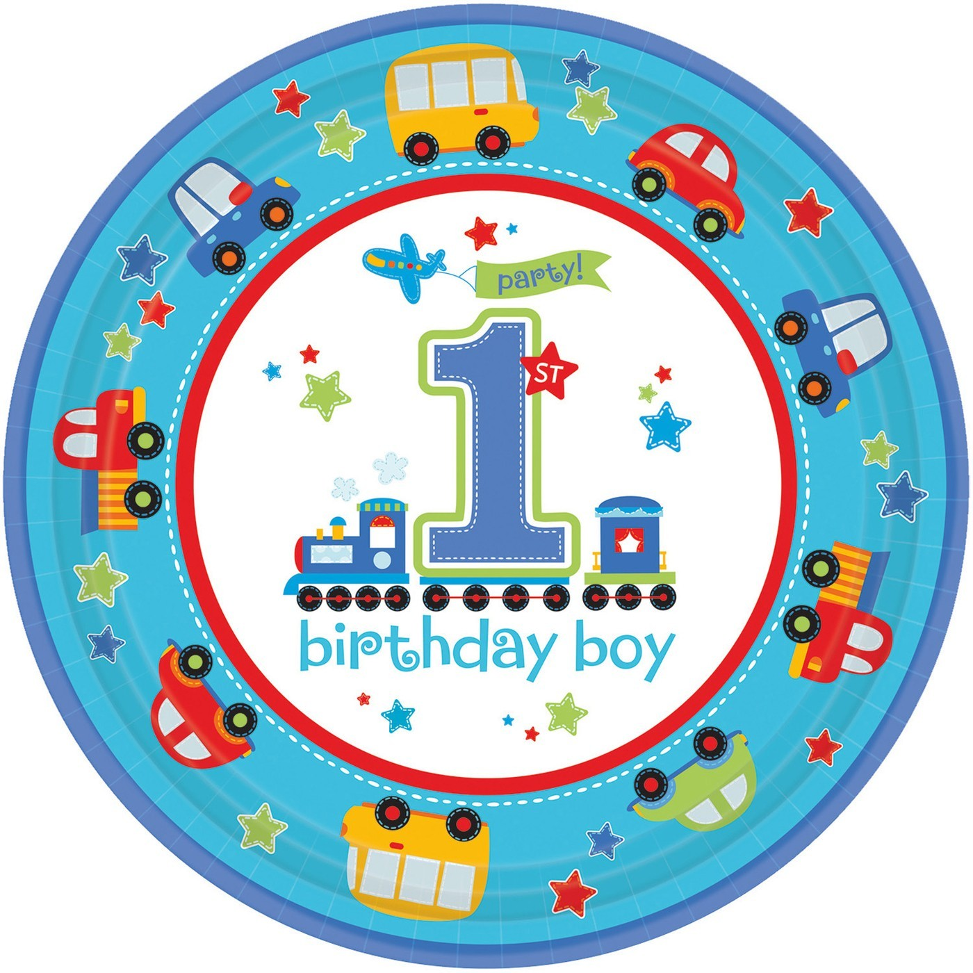 1. narozeniny kluk